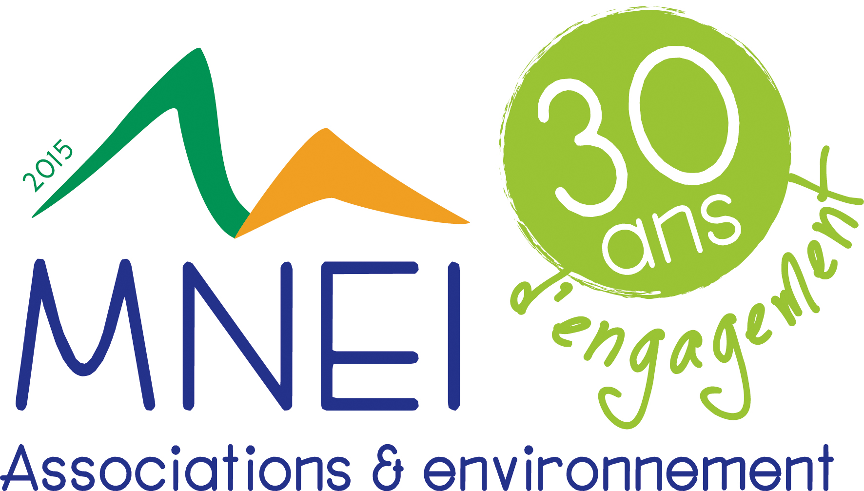 logo MNEI 30 ans 2015