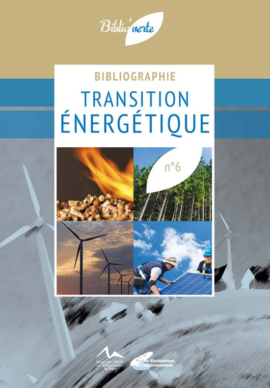 MNEI-MRE Biblio'Verte 2014 Transition Energétique
