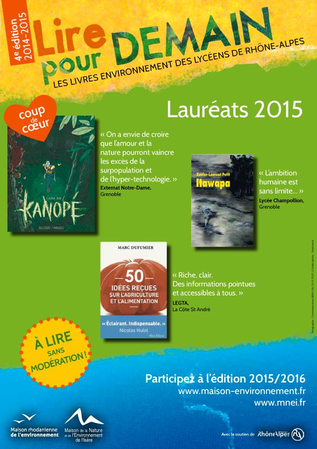 affichelauréats LPD 2015