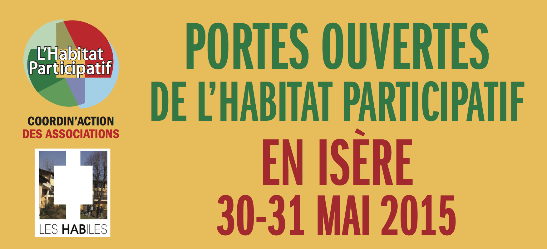 Rencontre nationale de l'habitat participatif grenoble