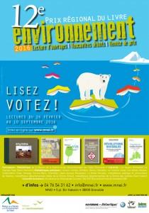 Prix Régional du Livre Environnement 2016 MNEI-ME