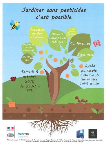 S me sauvage la journ e jardiner sans pesticides c est possible maison - Quels outils pour jardiner ...